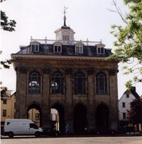 The former Berkshire County Hall, now the museum